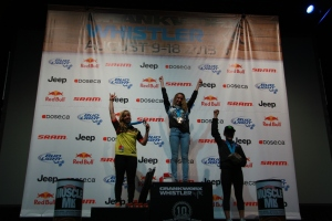 Air DH Bronze Podium