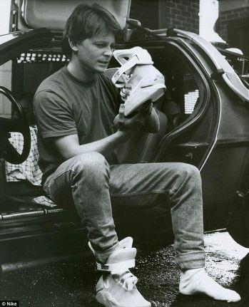 Tinker MJ Fox Shoes