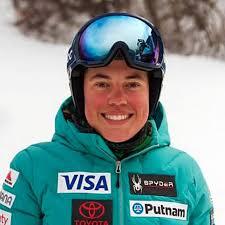 Katie Helmet US Ski Team